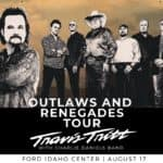 Enter to Win FREE Travis Tritt Tickets