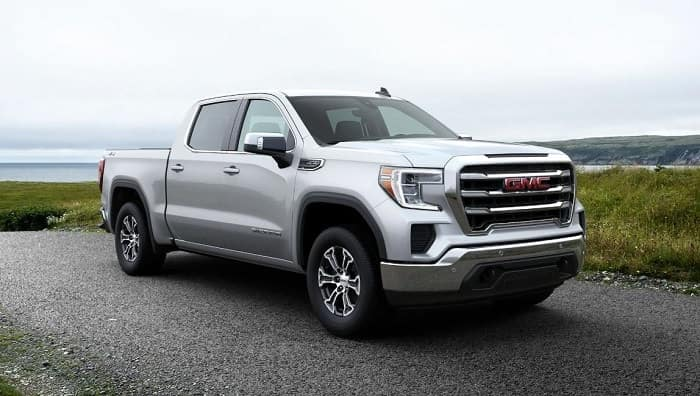 New GMC Trucks & SUVs