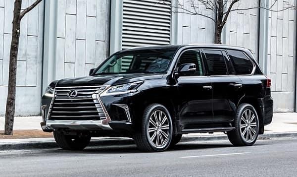 New Lexus Cars