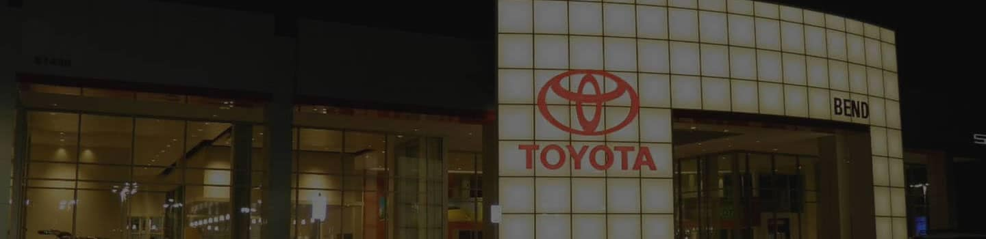 Kendall Toyota Bend