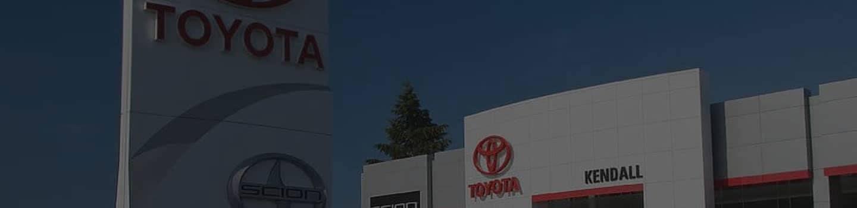 Kendall Toyota Eugene