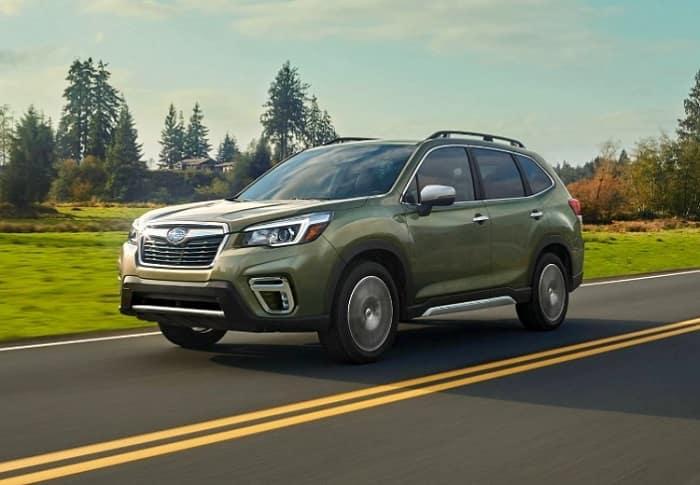 New Subaru Cars for Sale in Oregon
