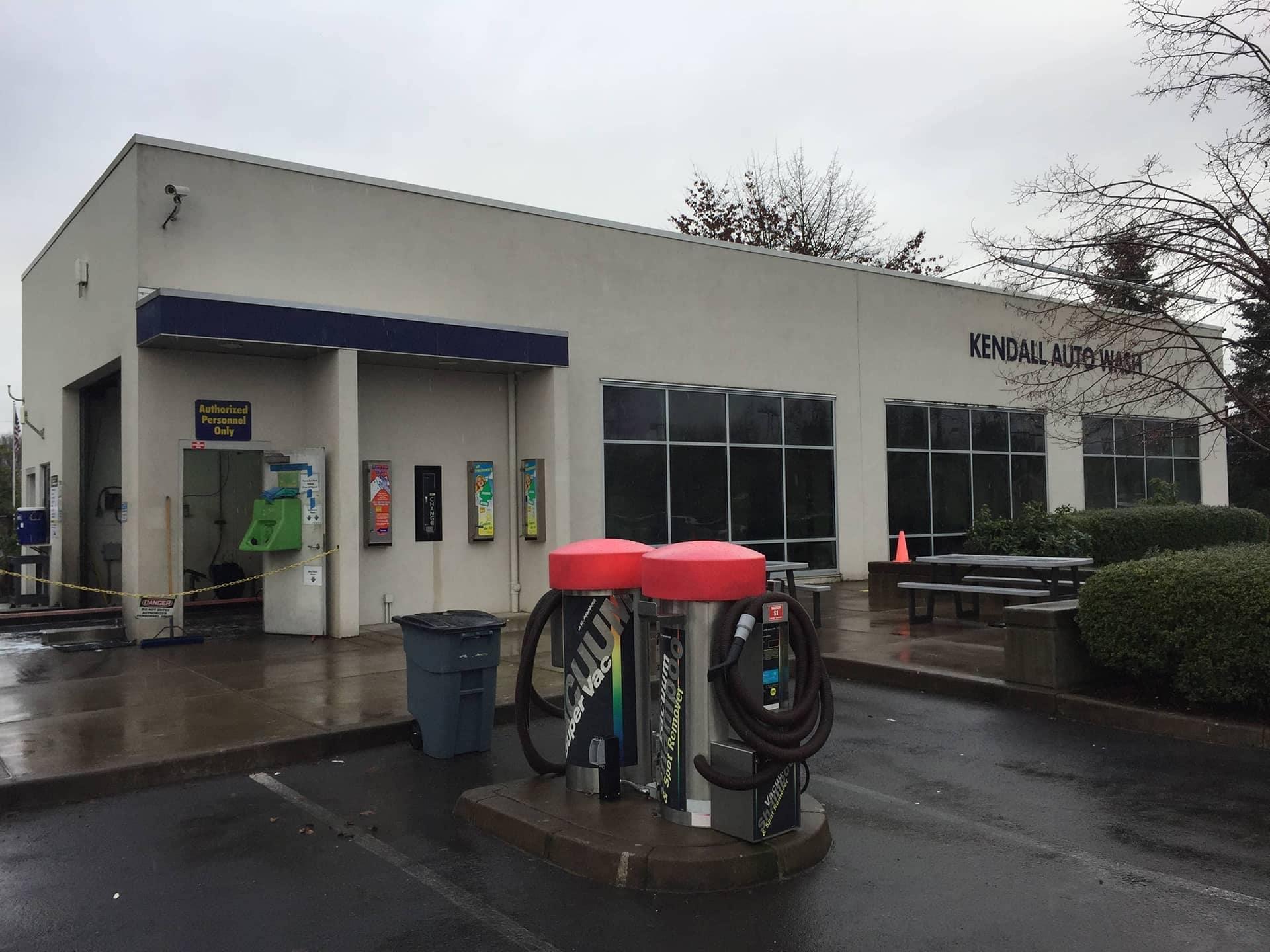 Car wash in Eugene