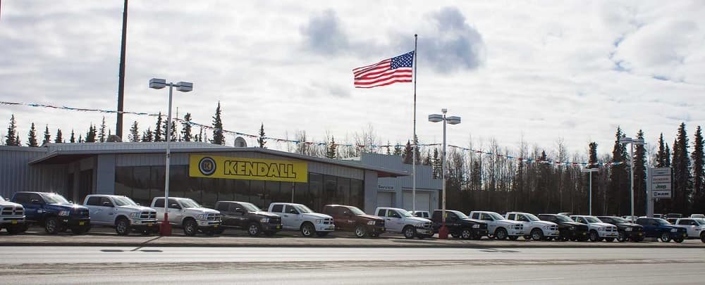 Chrysler Jeep RAM Dodge Dealership in Soldotna, AK
