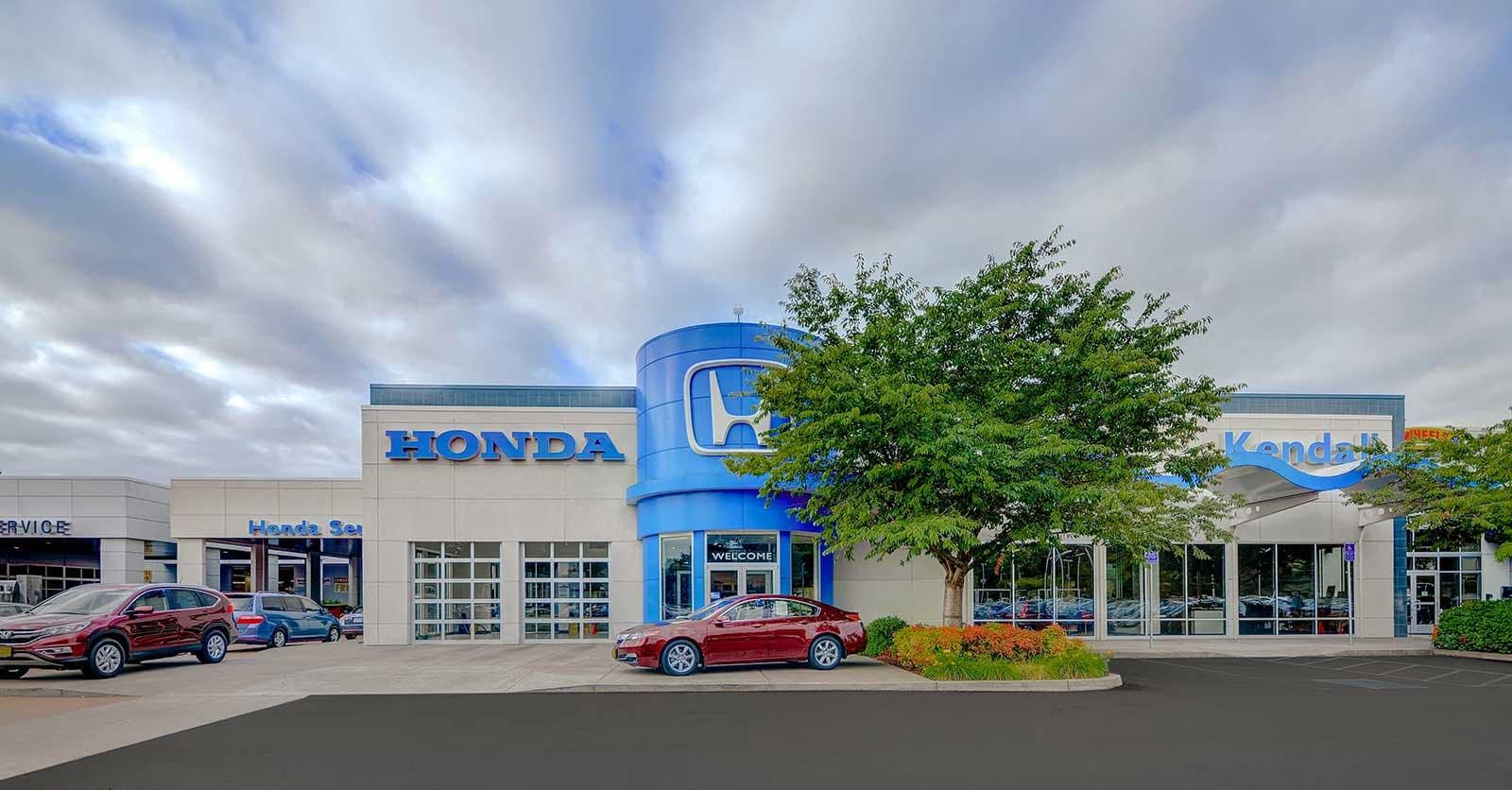 Kendall Honda New Honda Used Car Dealership In Eugene Or