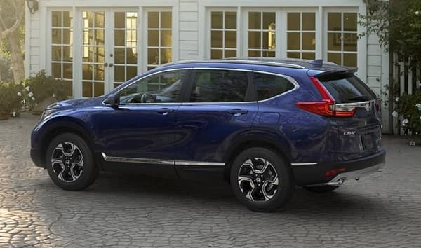 New Honda Crossovers & SUVs