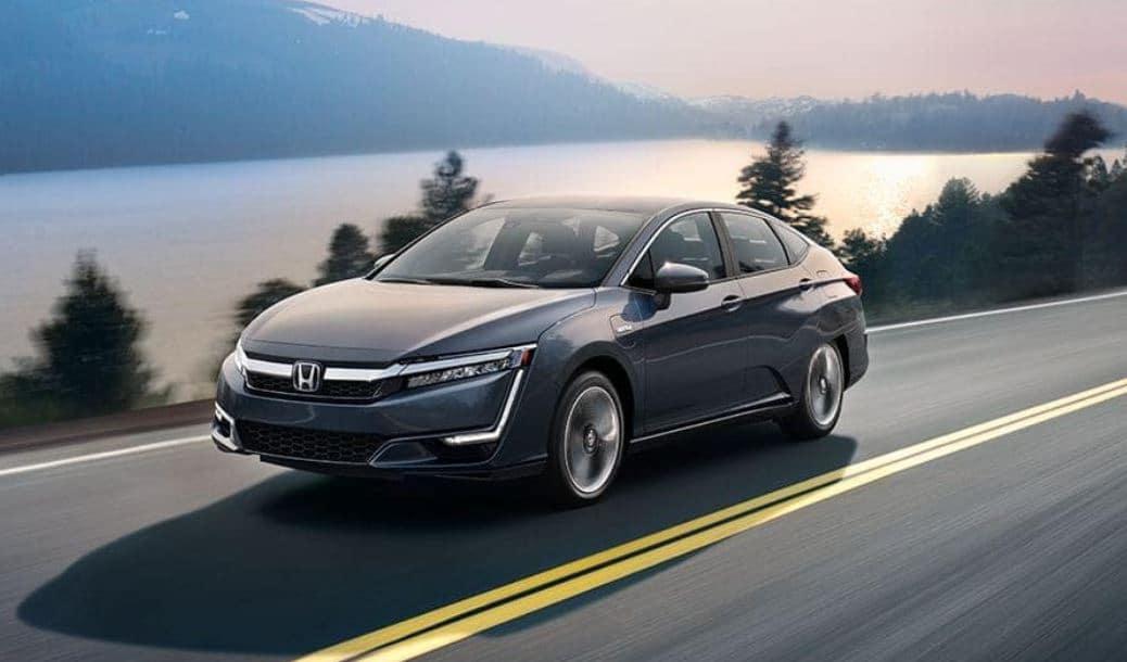 New Honda Hybrid Cars