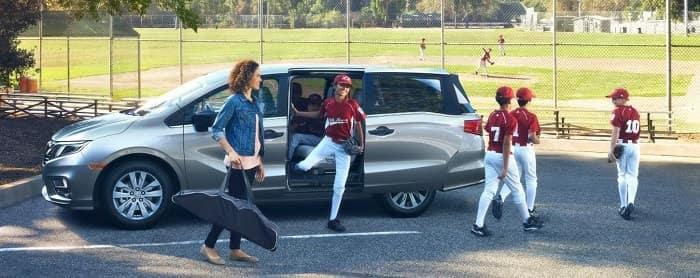 New Honda Odyssey for sale Eugene, Oregon