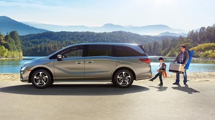 New Honda Minivans