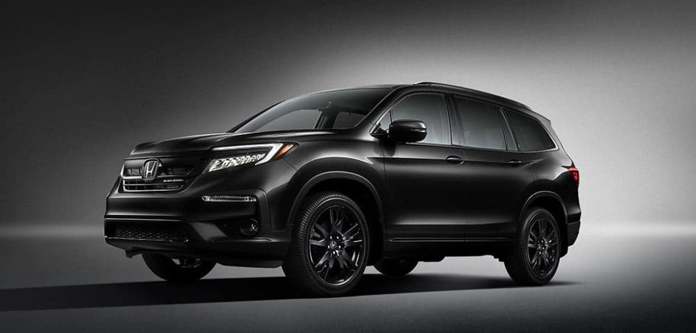 New Honda Third-row SUVs