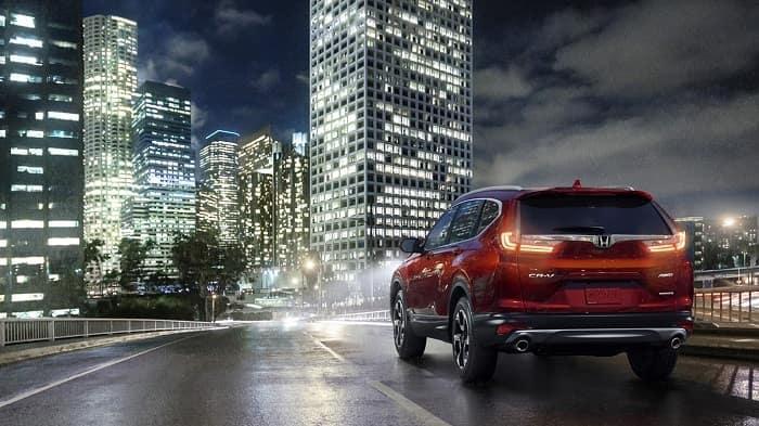 New Honda SUVs & Crossovers