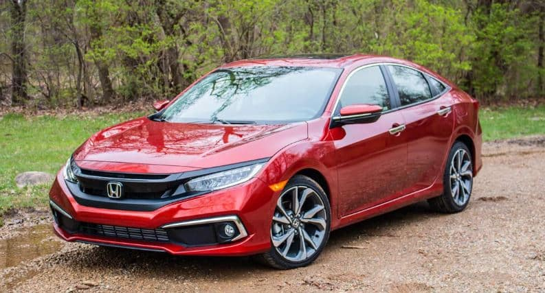 New Honda Civic Sedan for sale in Anchorage, Alaska