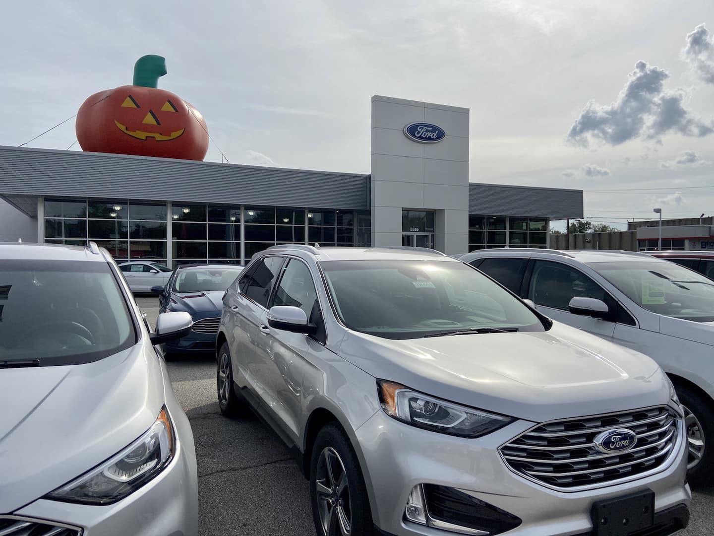 Happy Halloween from Kistler Ford