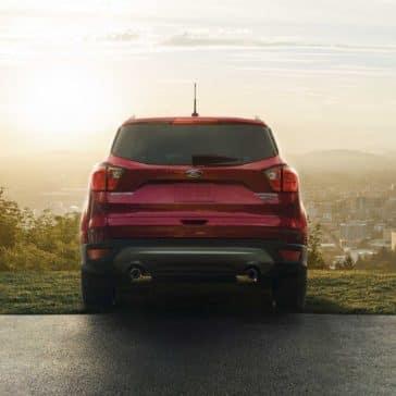 2019 Ford Escape Rear