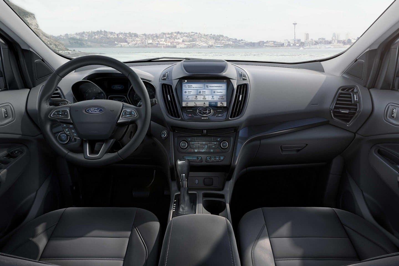 2019 Ford Escape Dash