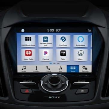 2019 Ford Escape Touchscreen