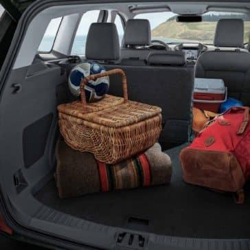 2019 Ford Escape Cargo