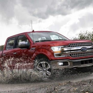 2019 Ford F-150 Splash