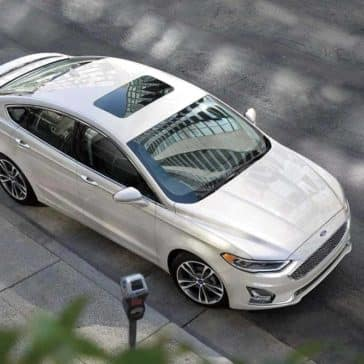 2019 Ford Fusion Sunroof