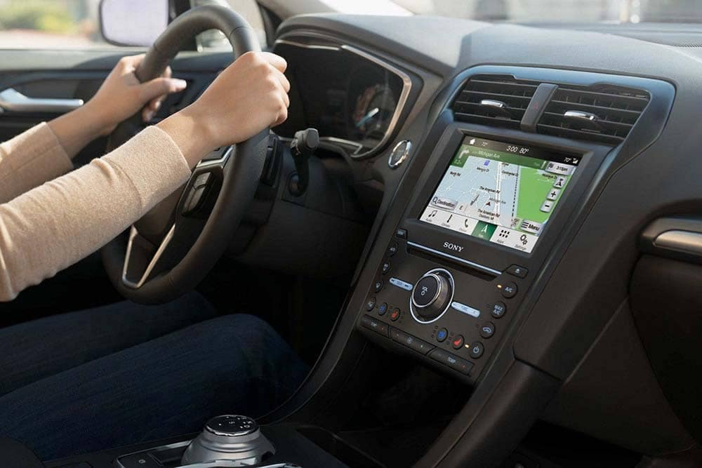 2019 Ford Fusion Driver