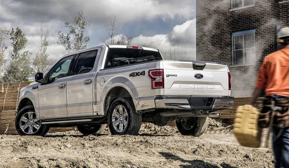 2019 Ford F-150 XLT Exterior