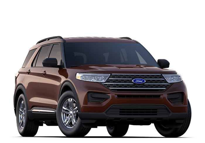 2020 Ford Explorer Bronze