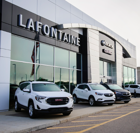 Lafontaine Cadillac Buick Gmc >> Maintenance And Service Specials Lafontaine Automotive Group