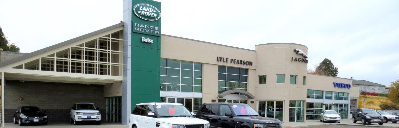 Land Rover Dealership >> Land Rover Dealer Near Me Land Rover Boise