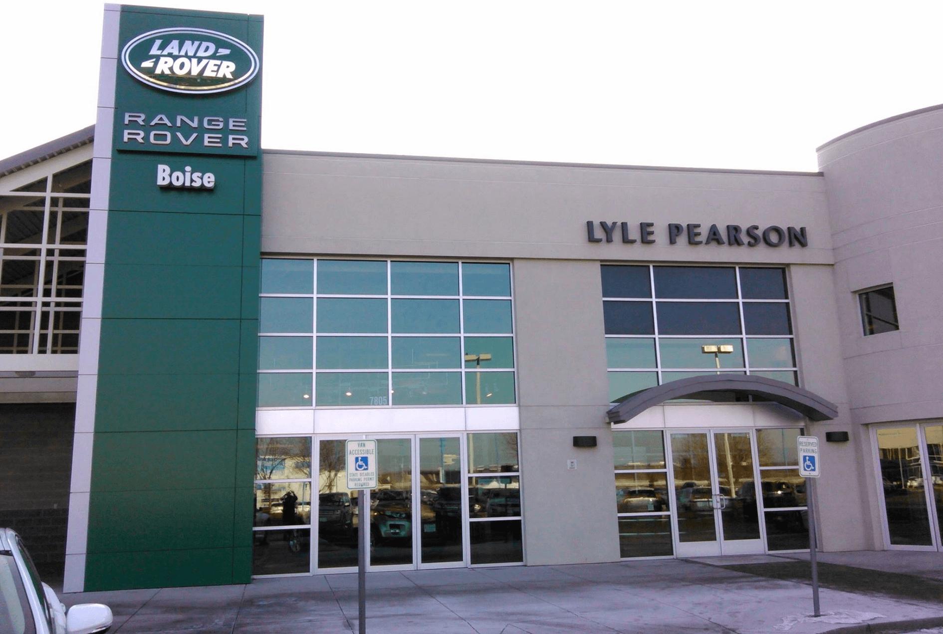 Land Rover Boise Dealer