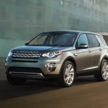 2019 Land Rover Discovery Sport performance