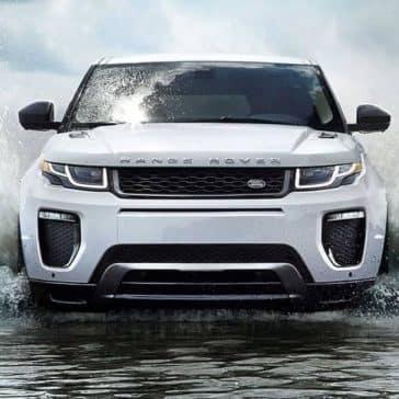 2019 Range Rover Evoque front view