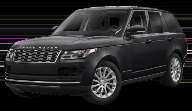 2019 Range Rover Black