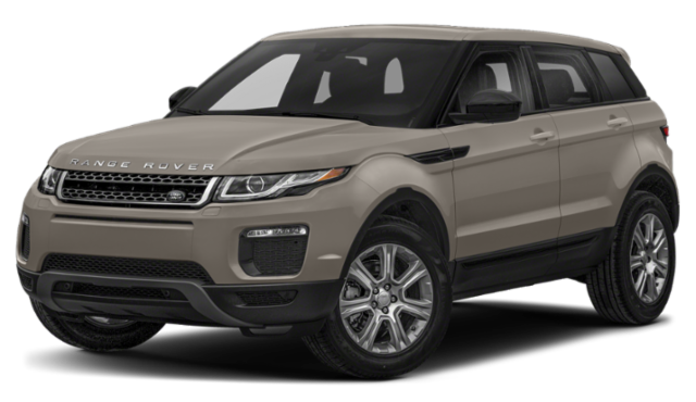2019 Range Rover Evoque Tan