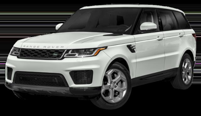 2019 Range Rover Sport White