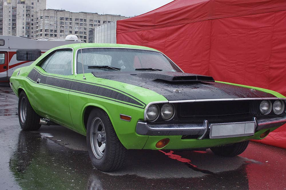 Dodge Muscle Cars at legacy Auto in Garden City, KS