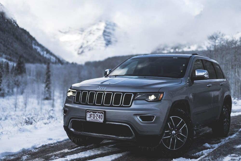 Jeep Latest Models 2019