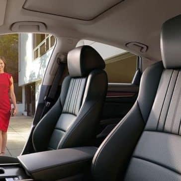 2019 Honda Accord Sedan Interior 01 1