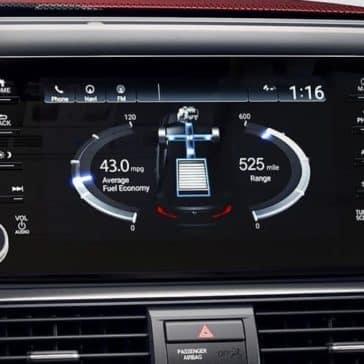 2019 Honda Accord Sedan Interior 02 1