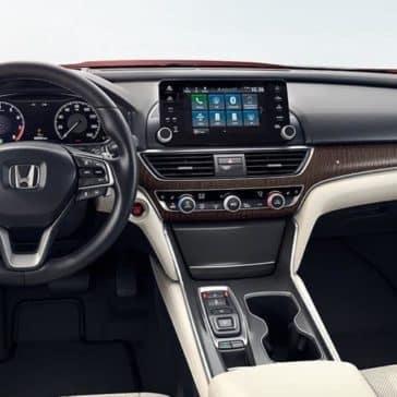 2019 Honda Accord Sedan Interior 03 1