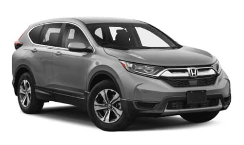 2019 Honda CR-V LX AWD Auto