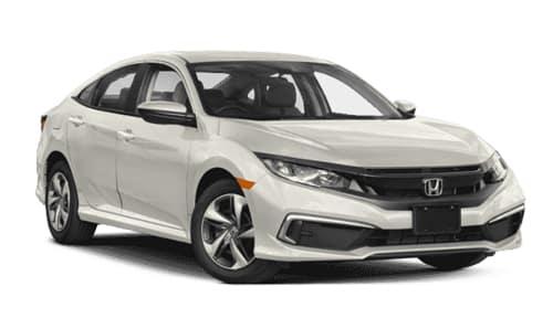 2019 Honda Civic LX FWD Auto 4D Sedan