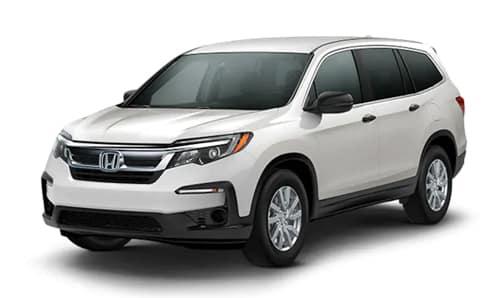 2019 Honda Pilot LX AWD Auto
