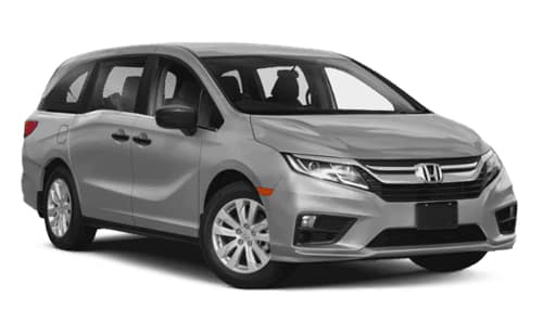 2019 Honda Odyssey LX FWD Auto