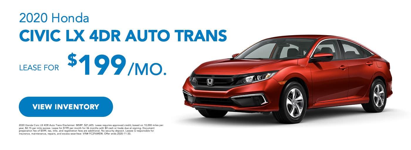 2020 Honda Civic LX 4DR Auto Trans_ (1)