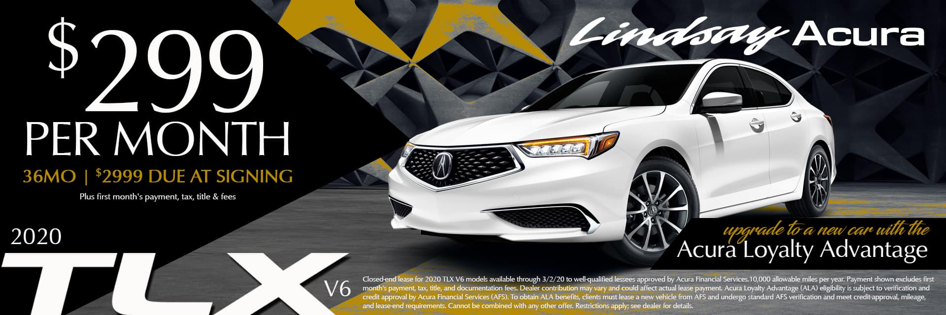 2020 TLX Special