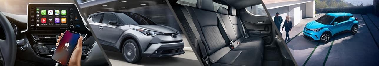 New 2019 Toyota C-HR for sale in Near Austin TX