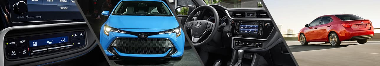 New 2019 Toyota Corolla for sale in Austin TX