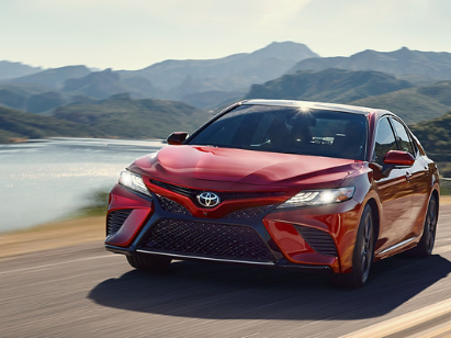 2018 Toyota Camry (Pre Owned Certified)
