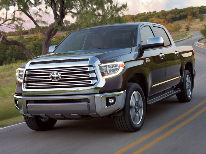 2019 Toyota Tundra 4WD Crewmax Special Edition