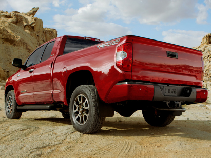 2019 Toyota Tundra Double Cab Special Edition